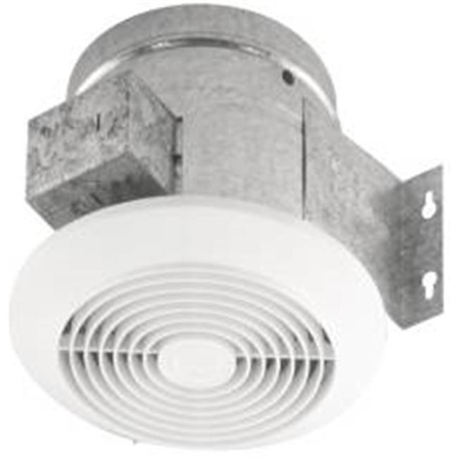 Broan Manufacturing Sx 0466228 Broan Vertical Discharge Ventilaton Fan 180cfm Bathroom Exhaust Fan Fan