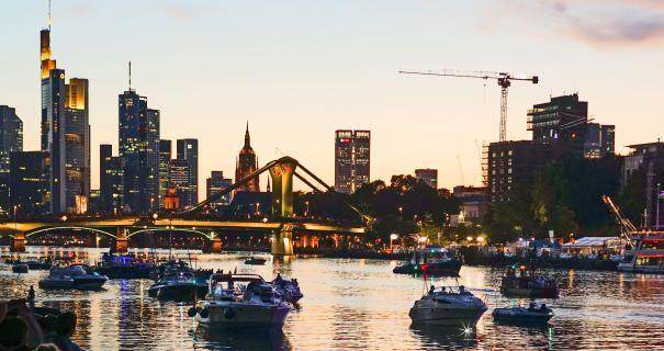 So #lebenswert ist #Frankfurt