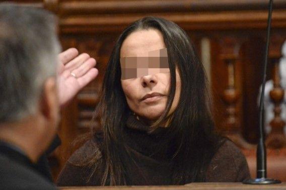 Daniela Mancini bespoot haar stiefkinderen 2,5 jaar geleden met ontstopper.