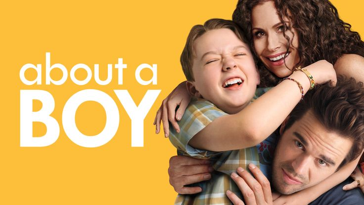 Tuesdays 9:30/8:30c. About a Boy is based on the best-selling Nick Hornby novel and stars Minnie Driver and David Walton.