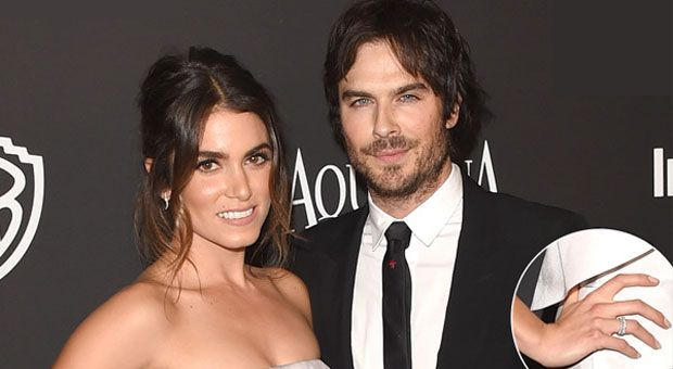Rumors started when Ian Somerhalder went ring shopping that he and Nikki Reed are engaged! According to In Touch magazine, The Vampire Diaries star Ian Somer(...)