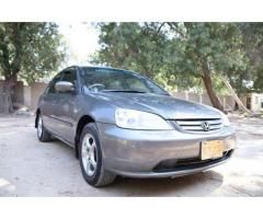 HOnda Civic 2003 for sale in good amount