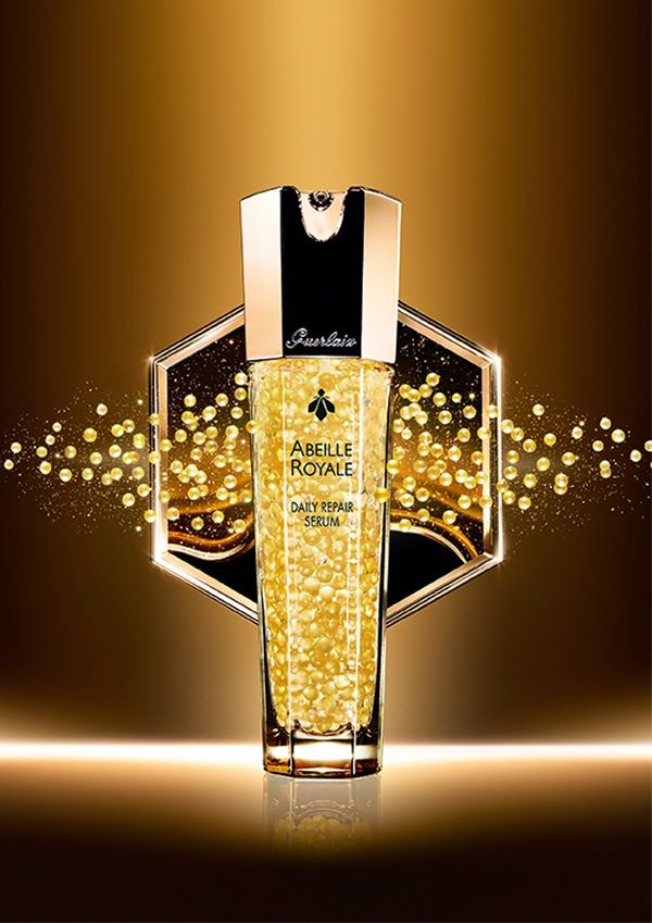 Brilhos da Moda: Serum Guerlain Abeille Royal