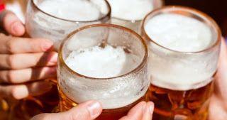 Ένα ποτήρι μπίρα σας κάνει πιο κοινωνικούς