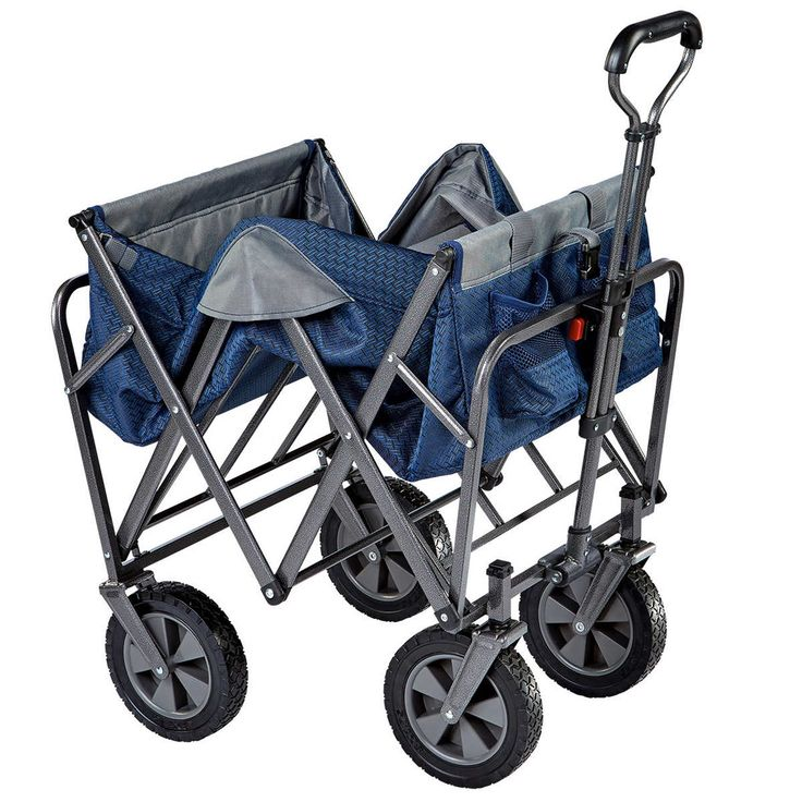 Mac Sports Folding Utility Wagon Wagon, Utilities