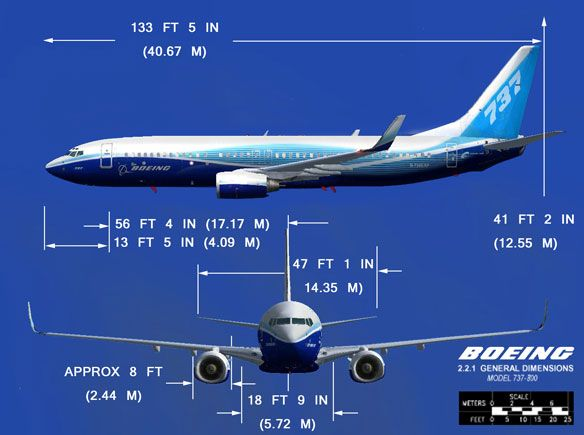 Boeing 737-800 jet - Google Search