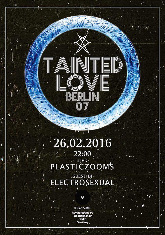 RA: Tainted Love at Urban Spree, Berlin