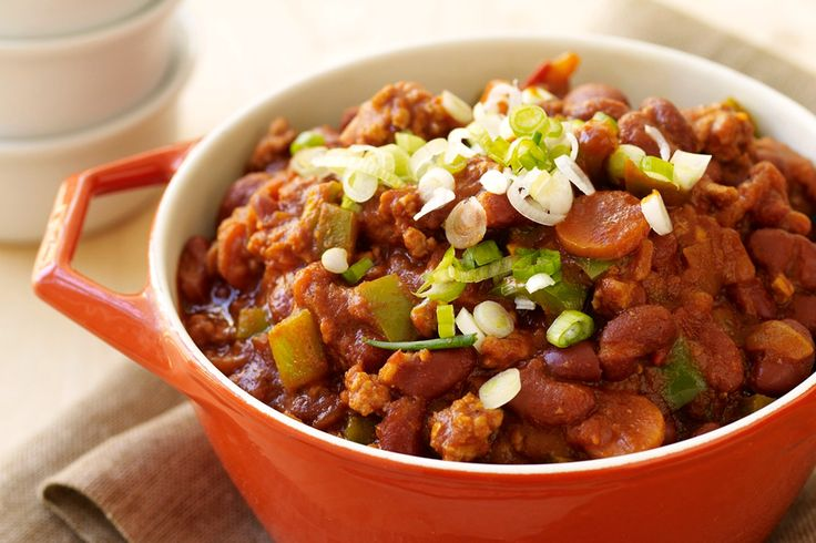 Spicy Turkey Chili: Not your average bowl of chili, this recipe has added fat-burning ingredients.