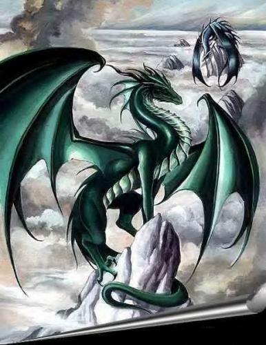 Image - Dans la mythologie grecque ... - Le monde des dragons. - Skyrock.com