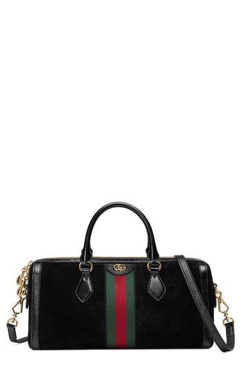 c44a932a4f28 New Gucci Ophidia Suede Top Handle Bag. Women's Fashion Handbags [$2300 ]offerdressforyou
