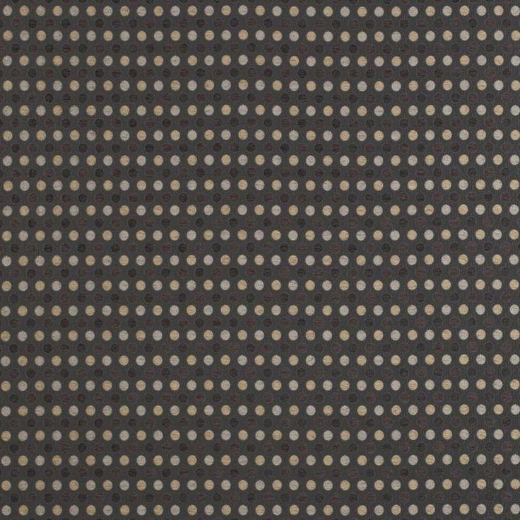Warwick Fabrics : ANGLESEA, Colour GUNMETAL