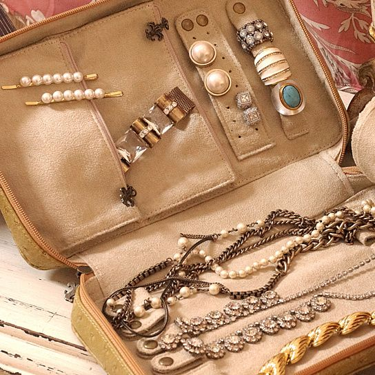 27 best Travel Jewelry Case images on Pinterest