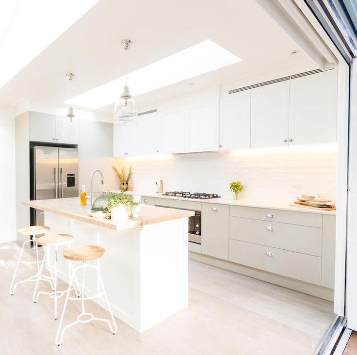 BLUE Jess & Ayden   Week 5 Room 2   Kitchen and OutdoorThe Block Shop - Channel 9