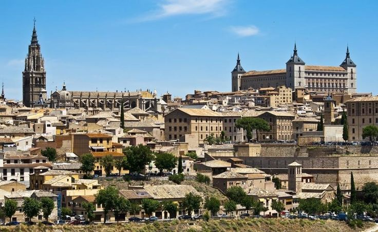 This combined full day tour includes half day excursion to Escorial and Valley of the Fallen in the morning, and half day to Toledo in the afternoon, with a total duration of about 11 hours. Travel with Tourboks!