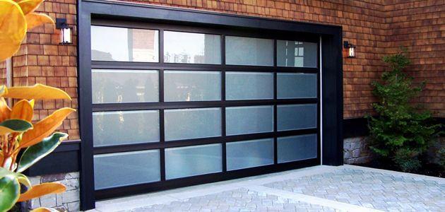 A&J Garage Doors sells and installs the Modern Classic garage door