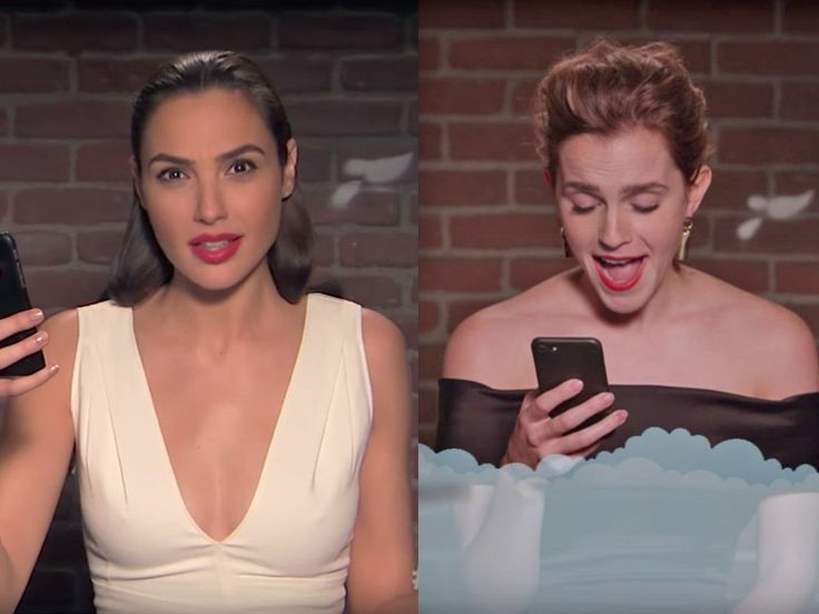 These Celebs Reading Mean Tweets Will Help You Make It ...