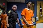Teen says on recorded call he 'had to' kill 59-year-old man