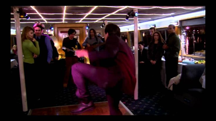 The Office: Michael Scott The Boss Of Dancing Totally Unexpected