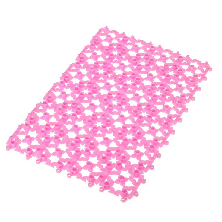 Splicing Anti Slip Mat Bathroom Massage Carpet with Strong Suction Cup