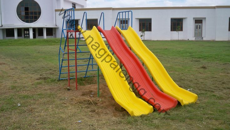 FRP Tripple Wave Slide Product Code: NES 4021