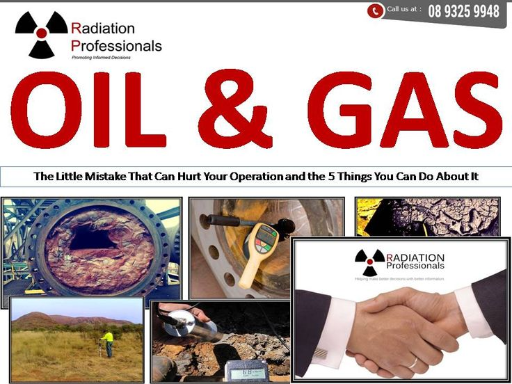Oil and Gas Service By Radiation Professionals Australia