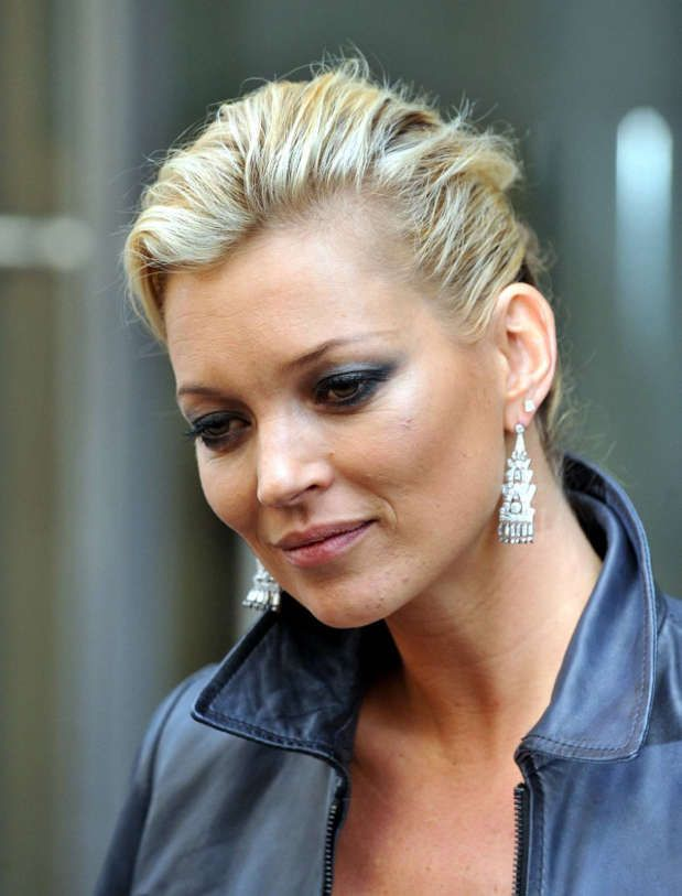 Kate Moss'un Cilt Bakımı Çok Doğal ve Pratik