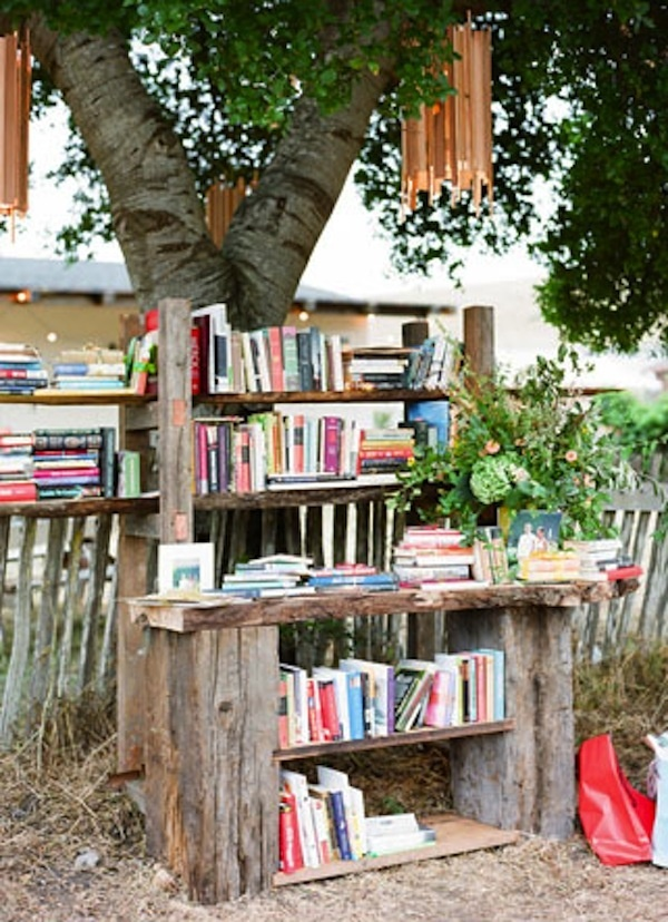 Instead of a traditional gift registry, have guests bring unwrapped books to start your shared library.: Book Themed, Book Stores, Amazing Idea, Big Sis, Book Collector, Future Special, Book Collection, Guest Bring, Guest Book