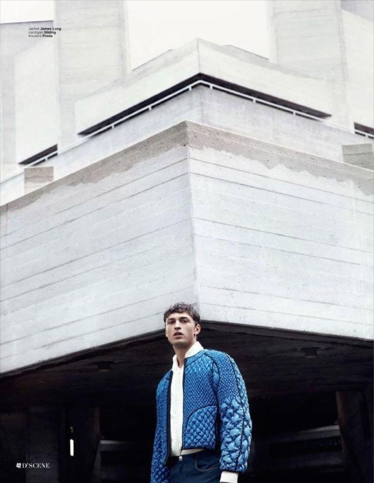 Men's & Young Men's Fashion Style Editorial (2) | SAMUEL JING