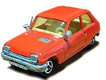 Majorette - Renault 5 1977