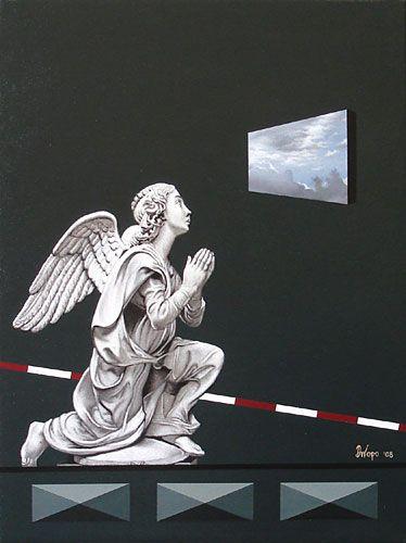 Light in the Darkness - 2, 2008   Dragan Ilic Di Vogo