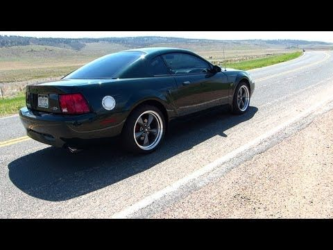 Modern Collectibles Exposed: The 2001 Mustang Bullitt Edition 0-60 MPH Review