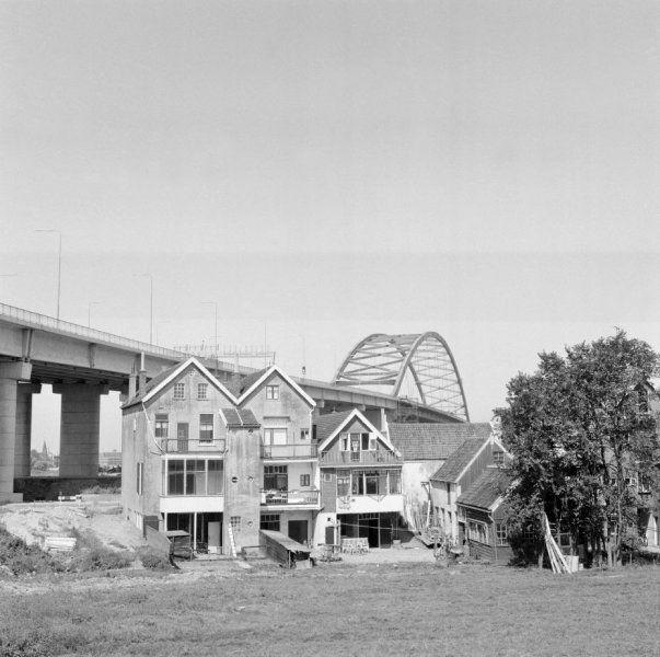 Bob van Dam, Van Brienenoordbrug bij IJsselmonde (1965)