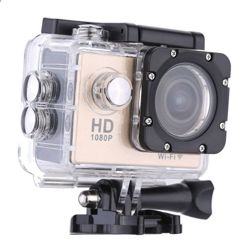W9B 1080P 30FPS Max 12MP Wifi Waterproof 30M Shockproof 170��Wide Angle 2.0 Screen Outdoor Action Sports Camera Camcorder Digital Cam Video HD DV Car DVR