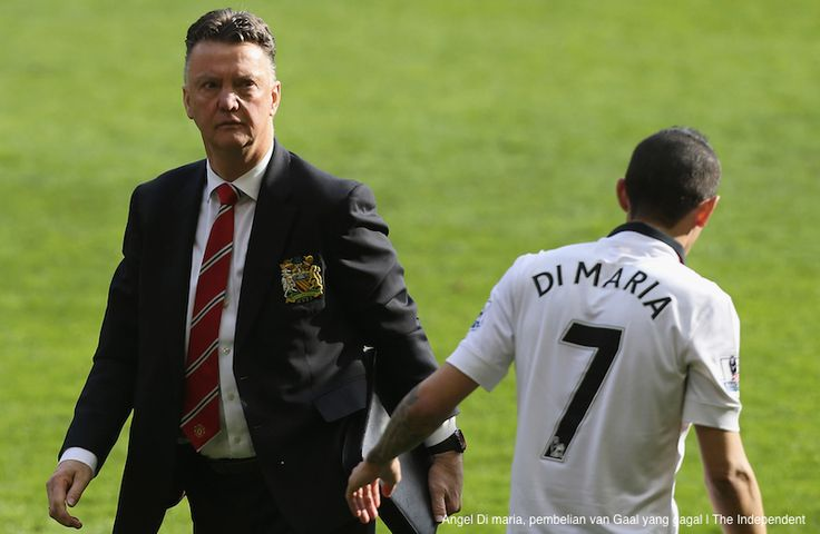 AKARPADINEWS.COM   MANAJEMEN Manchester United (MU) akhirnya memecat Louis van Gaal. Keputusan itu menjadi pil pahit bagi pelatih asal Belanda itu setelah dirinya berhasil mempersembahkan Piala FA, Sabtu (21/5)