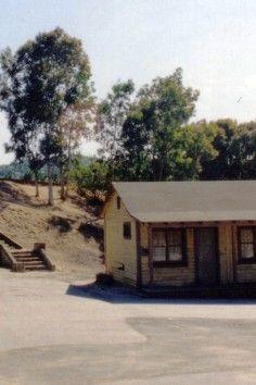 Bates Motel A&E Psycho Filming location