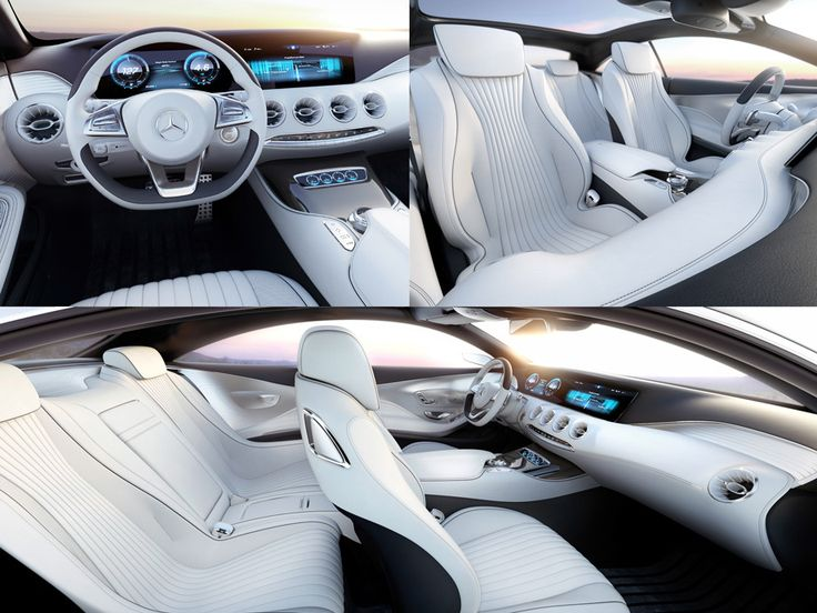 Mercedes S-Class Coupe (2013)
