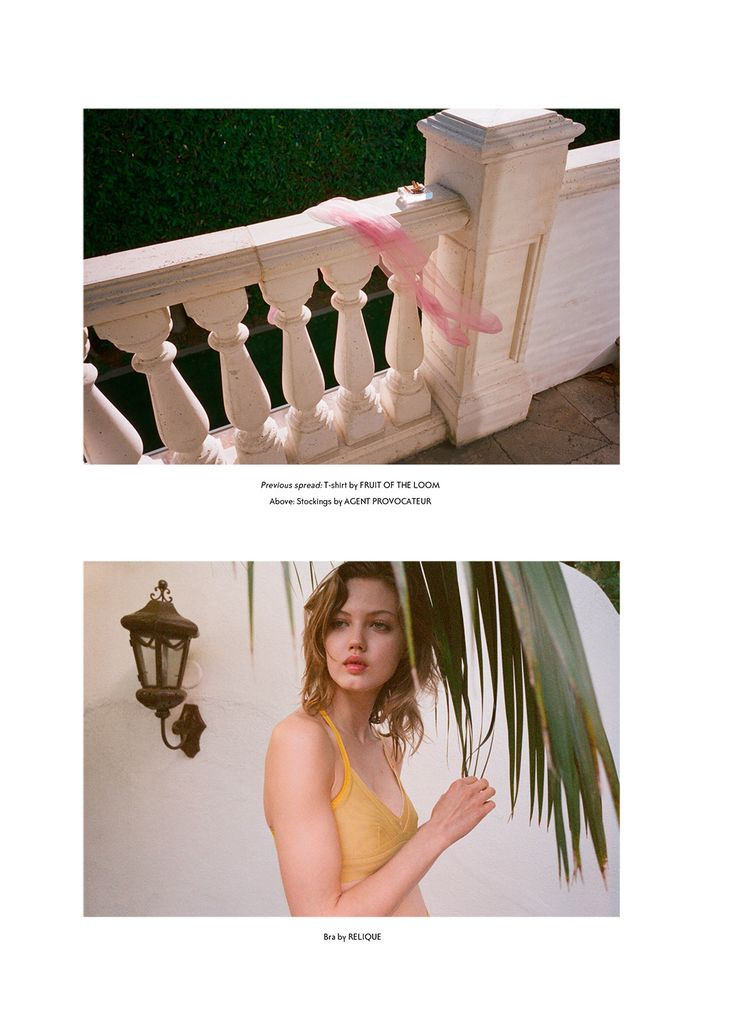 lindsey wixson by gia coppola for ssaw finland spring / summer 2015   visual optimism; fashion editorials, shows, campaigns & more!