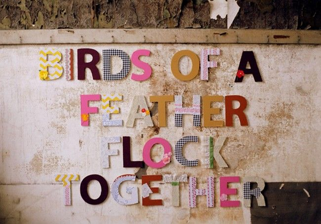 24 DIY Love Birds Wedding Theme Ideas | Confetti Daydreams