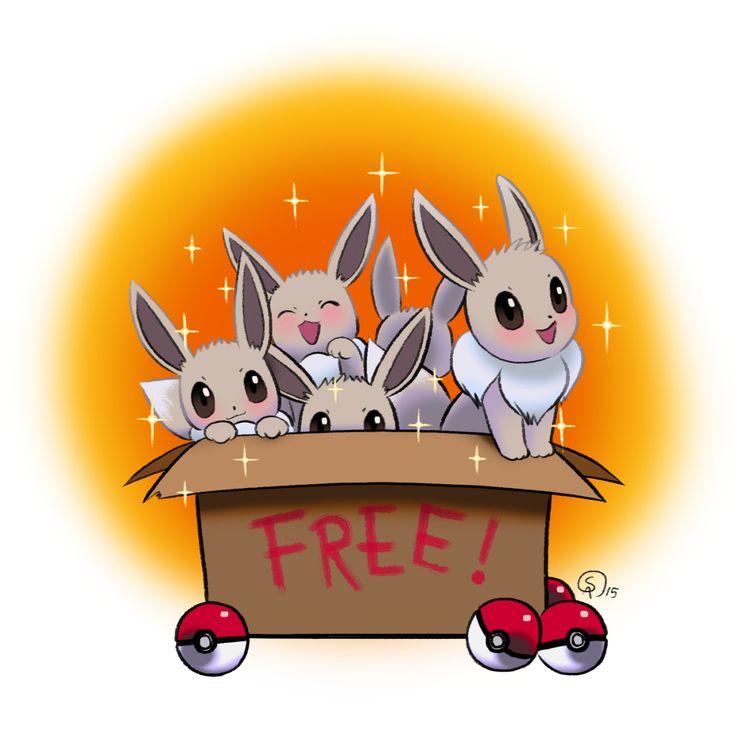 Pokemon! Pokemon everywhere!