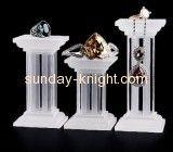 Custom Acrylic Jewelry Display Stands Jewelry Display Wholesale Jewelry  Table Display JDK 185