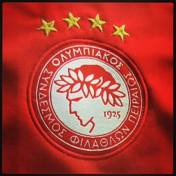 From the next season Olympiakos will have the 4th star on their uniform because of the conquest of the 40th Championship Super League in his history!Olympiakos has 40 national championships and all the football teams in Greece together have 38 championships!!