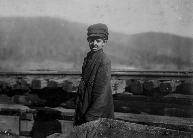 Harley Bruce (1910) Ορυχείο στο Τενεσί