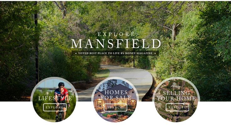Life and real estate in Mansfield, Texas