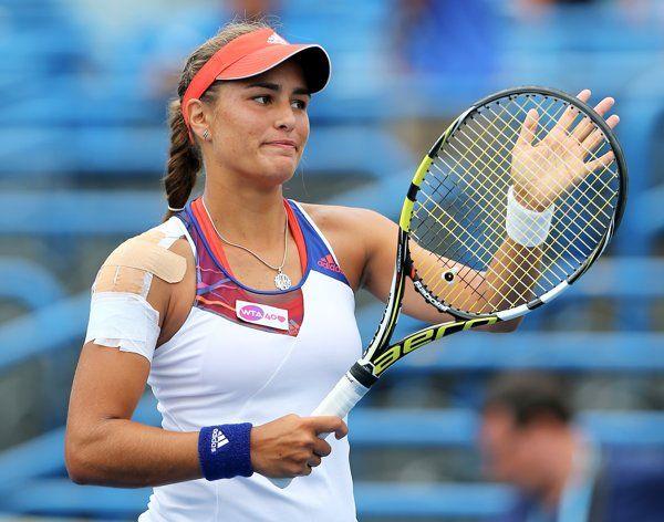 Mónica Puig, la revelación del tenis latinoamericano | Saque y Volea - Yahoo Deportes