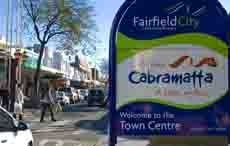 Welcome to Cabramatta