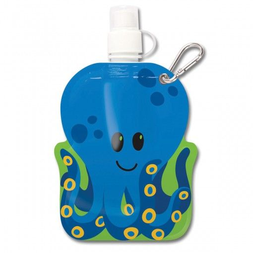 Octopus Little Squirt Possum Pie Stephen Joseph Arts and Crafts, Gifts and Toys, Bags and Backpacks