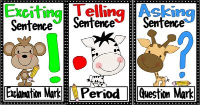 .Punctuation Poster