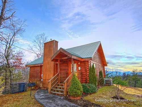 59 best smoky mountain cabin rentals images on pinterest for Nuvola 9 cabin gatlinburg