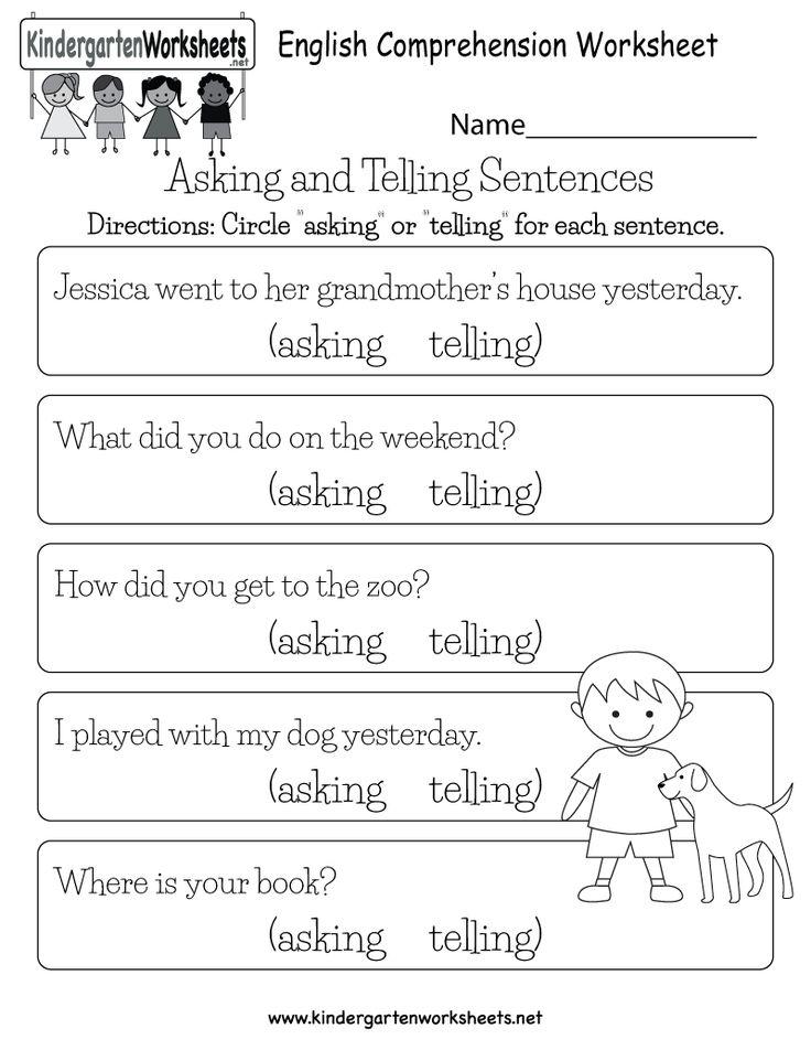 46 best English Worksheets images on Pinterest | Grammar ...