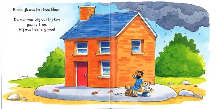 De twee huizenbouwers 10